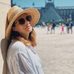 Anna Dereszowska na wakacjach w Paryżu. Widać już brzuszek!
