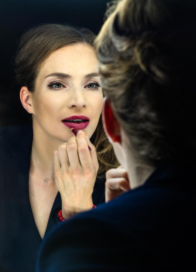 Anna Dereszowska nie została lekarką - wybrała aktorstwo, fot. Katarzyna Gołąbska / Kwiat Kobiecości /materiały prasowe