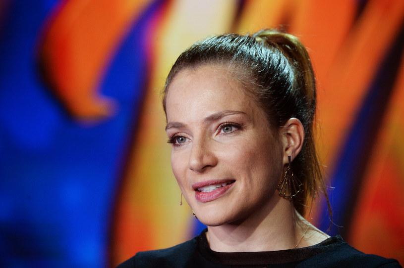 Anna Dereszowska opowiedziała, jak się czuje w ciąży /Jan Bielecki/East News /East News
