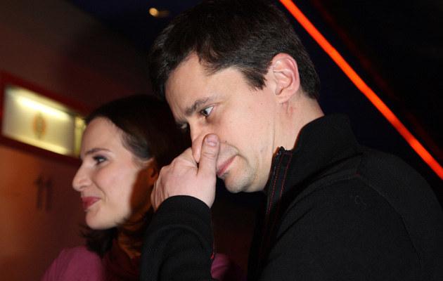 Anna Dereszowska, Piotr Grabowski, fot.Krzysztof Jarosz  /Agencja FORUM