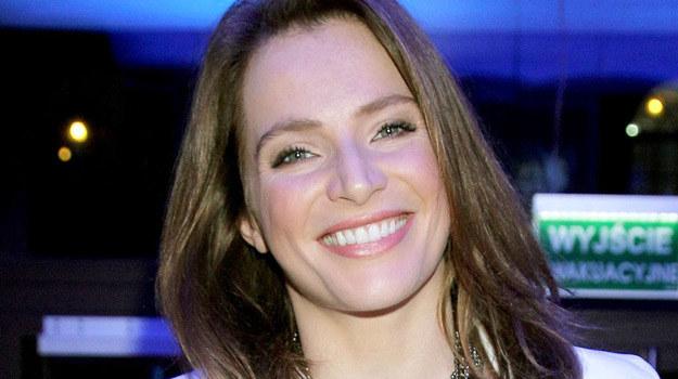 Anna Dereszowska po raz drugi została mamą /Agencja W. Impact
