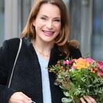 Anna Dereszowska pokazała brzuszek! Wygląda kwitnąco!
