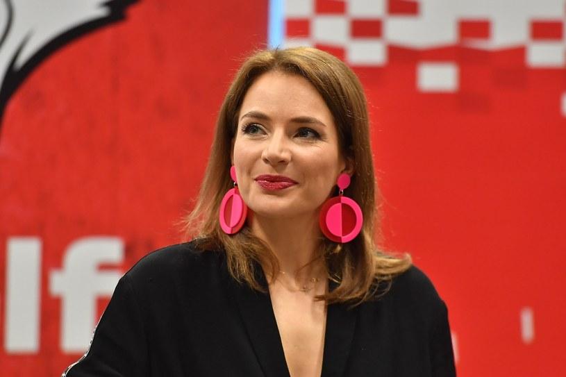 Anna Dereszowska /Mateusz Jagielski /East News