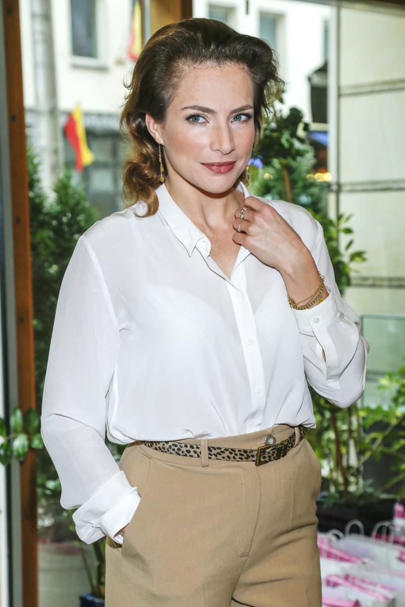 Anna Dereszowska /Jordan Krzemiński /AKPA