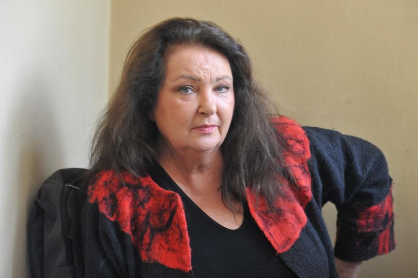 Anna Dymna czyta wiersze dla siebie i publiczności /Waclaw Klag/ REPORTER /East News
