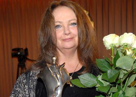 Anna Dymna, fot. Marek Ulatowski /MWMedia