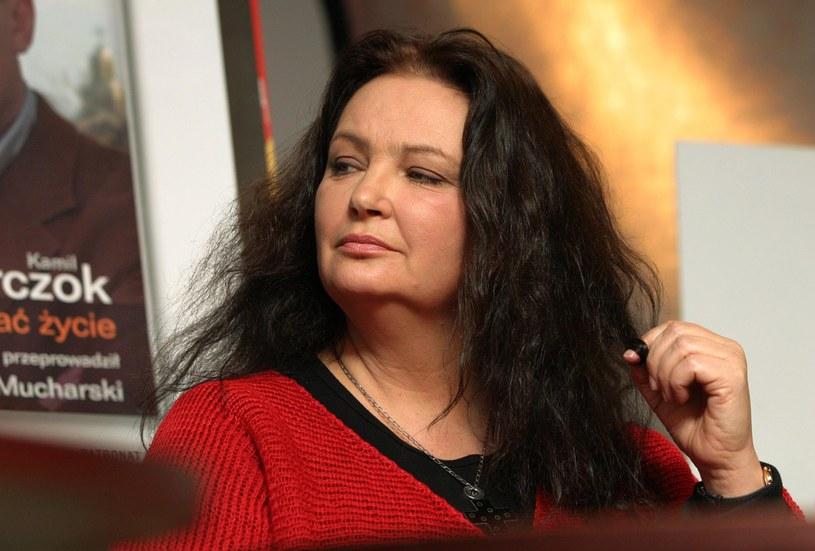 Anna Dymna, fot. Pawel Terlikowski /Agencja FORUM