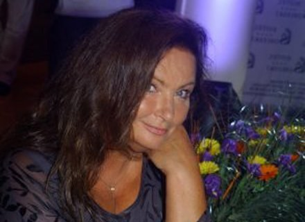 Anna Dymna - jedna z najbardziej  rozpoznawalnych twarzy polskiego teatru/fot. J. Stalęga /MWMedia