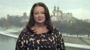 Anna Dymna pomaga Krzysztofowi Globiszowi