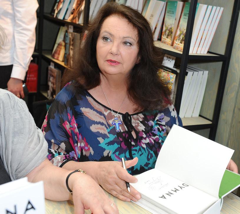 Anna Dymna /Piotr Andrzejczak /MWMedia