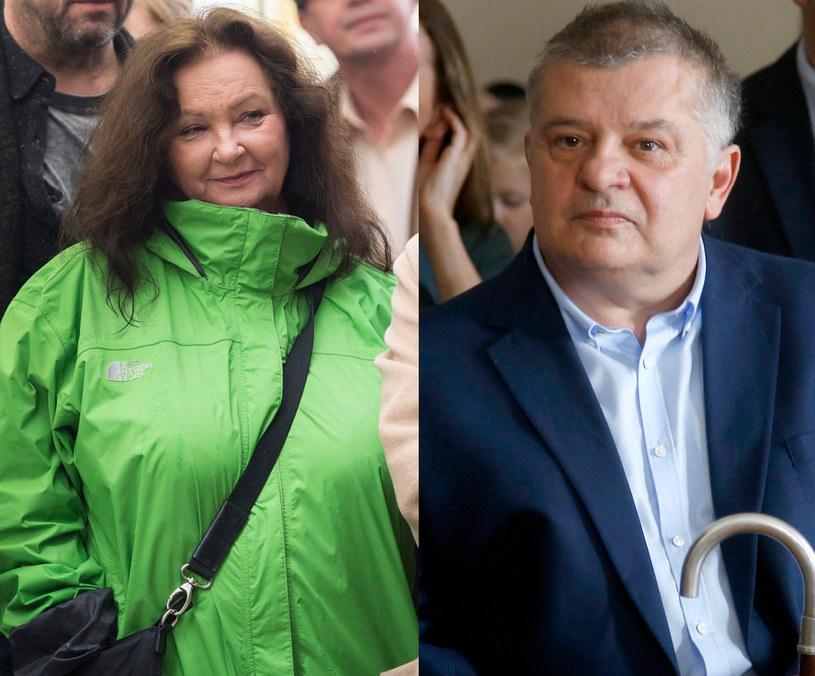 Anna Dymna /Baranowski /AKPA