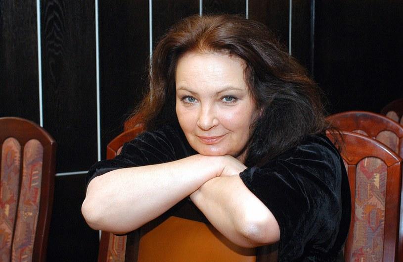 Anna Dymna /Agencja FORUM