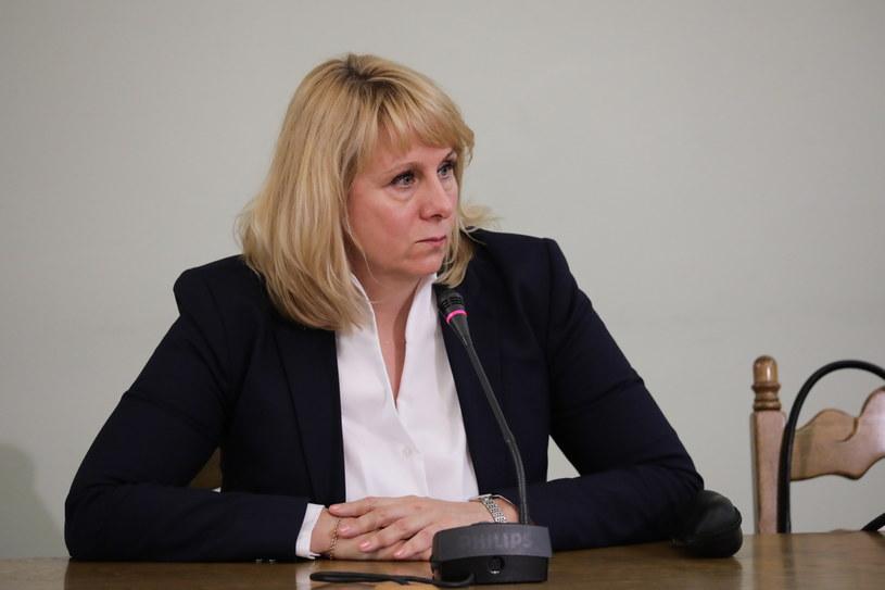 Anna Fołta-Nowacka /Tomasz Gzell /PAP