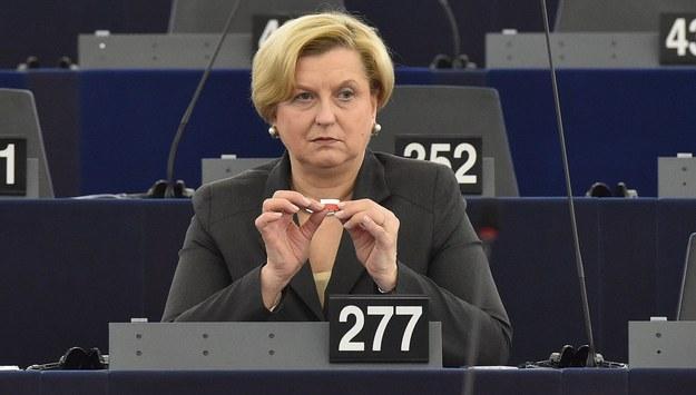 """Anna Fotyga demaskuje w Parlamencie Europejskim rosyjską propagandę. """"Politycy w UE budzą się"""""""