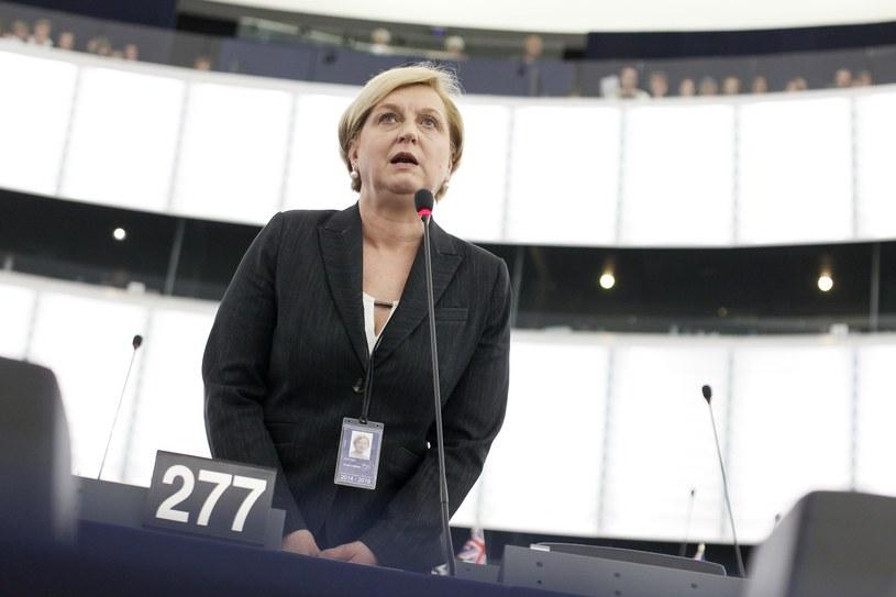 Anna Fotyga /UE/Mathieu Cugnot /East News