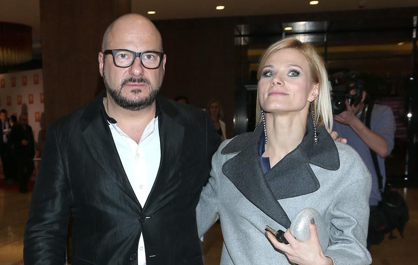 Anna Głogowska i Piotr Gąsowski są razem 10 lat /Paweł Wrzecion /MWMedia