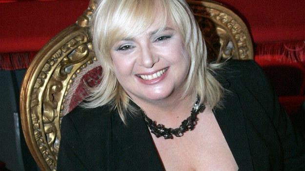 Anna Gornostaj jest przede wszystkim aktorka teatralną /AKPA