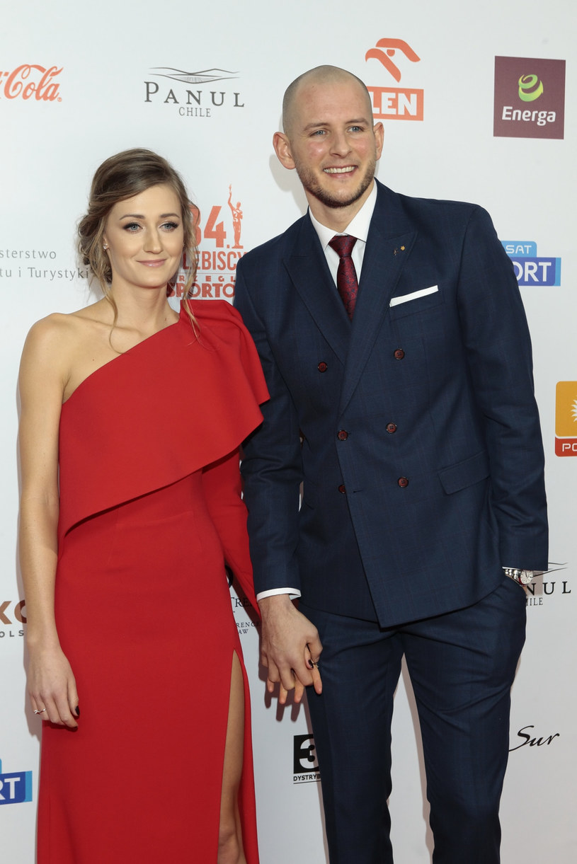 Anna Grejman i Bartosz Kurek /fot. Jankowski/Reporter /East News