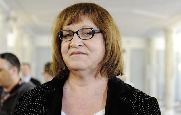 Anna Grodzka, fot.Piotr Bławicki  /East News