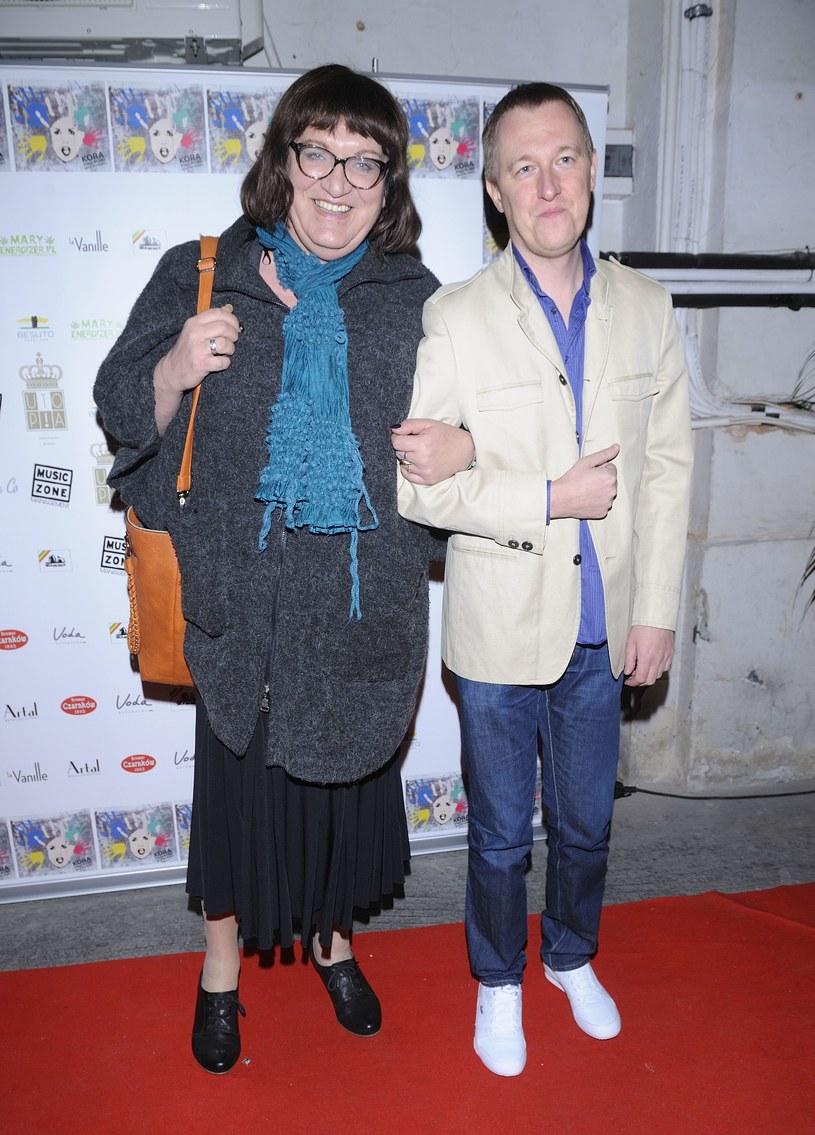 Anna Grodzka na premierze albumu Kory /Jarosław Antoniak /MWMedia