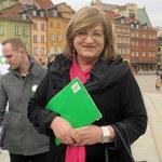 Anna Grodzka nie wystartuje w wyborach. Zabrakło prawie 15 tys. podpisów