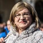 Anna Grodzka nie wystartuje z wyborach parlamentarnych