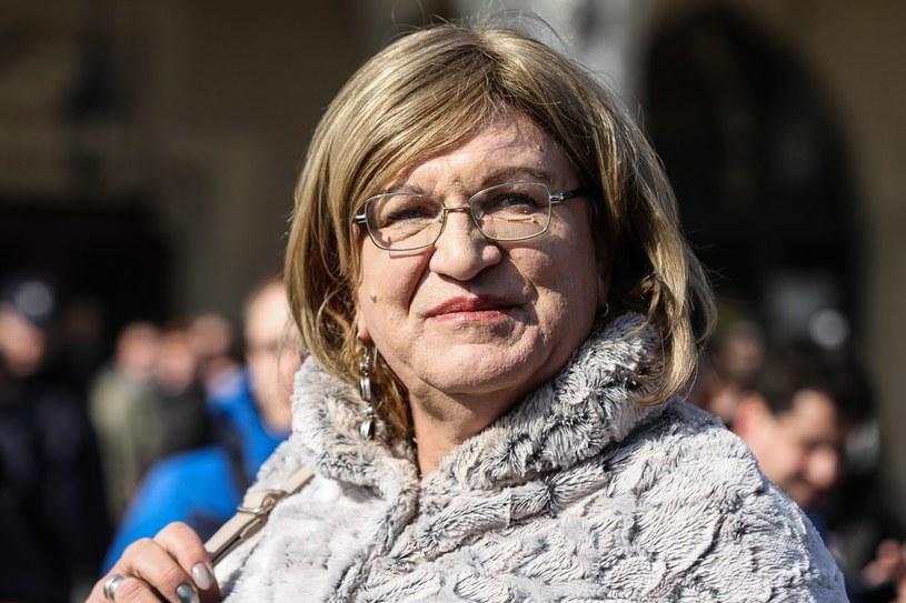 Anna Grodzka opuściła partię Zieloni /Jan Graczyński /East News