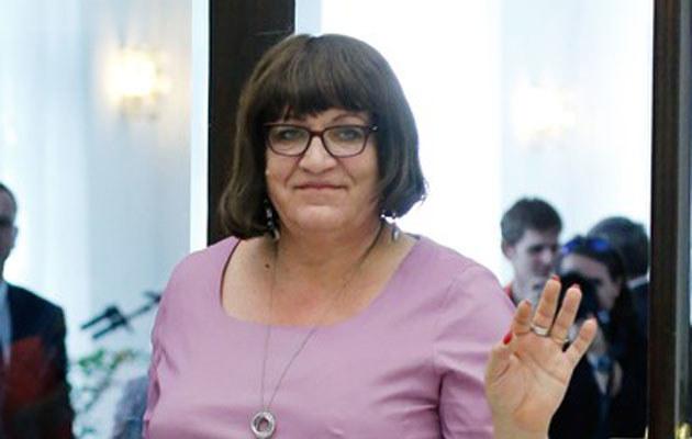 Anna Grodzka /Stanisław Kowalczuk /East News