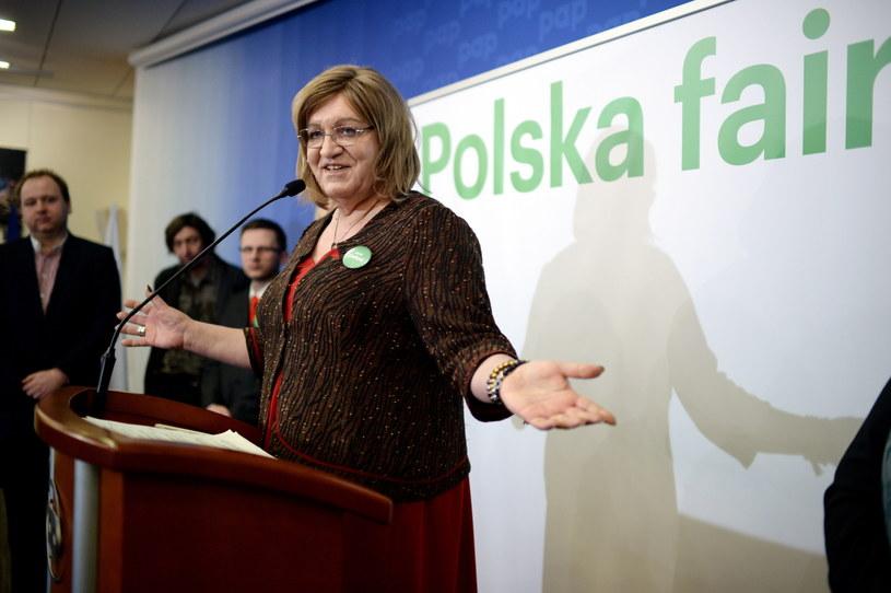 Anna Grodzka /Jacek Turczyk /PAP