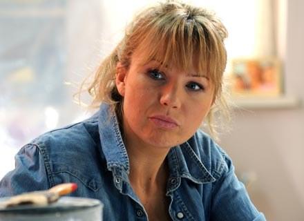 Anna Guzik, fot. Andrzej Szilagyi /MWMedia