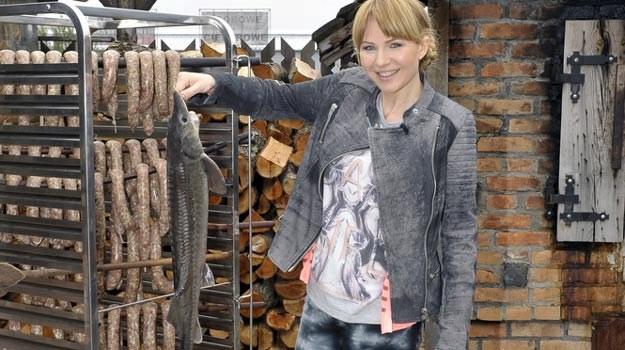 Anna Guzik i jej sposoby na podroby /AKPA