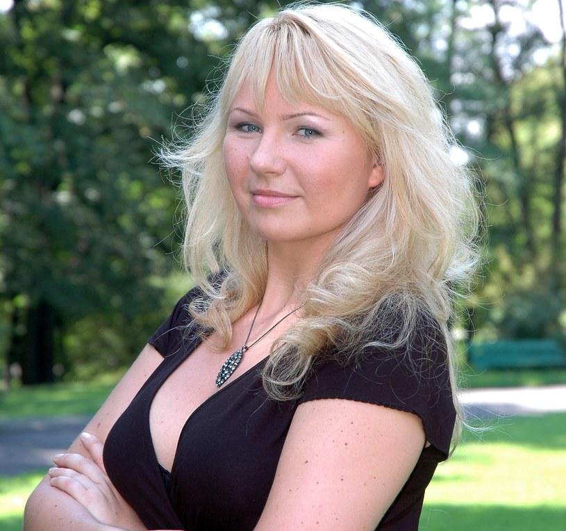 Anna Guzik na zdjęciu w 2006 roku /MWMedia