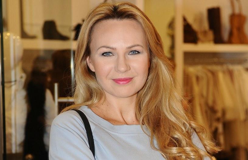Anna Guzik obecnie cieszy się rewelacyjną sylwetką /Michał Wargin /East News