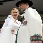 """Anna Guzik pochwaliła się mężem. """"Mój prywatny instruktor"""""""