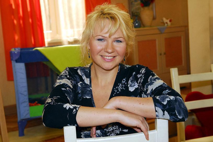 Anna Guzik w 2006 roku. Jej metamorfoza robi ogromne wrażenie! / Jacek Kurnikowski /AKPA