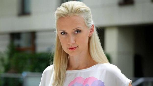 """Anna Gzyra, czyli Sylwia Okońska wraca do """"M jak miłość""""! /www.mjakmilosc.tvp.pl/"""