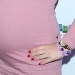 Anna Gzyra pozuje z ciążowym brzuchem. Poród tuż-tuż!
