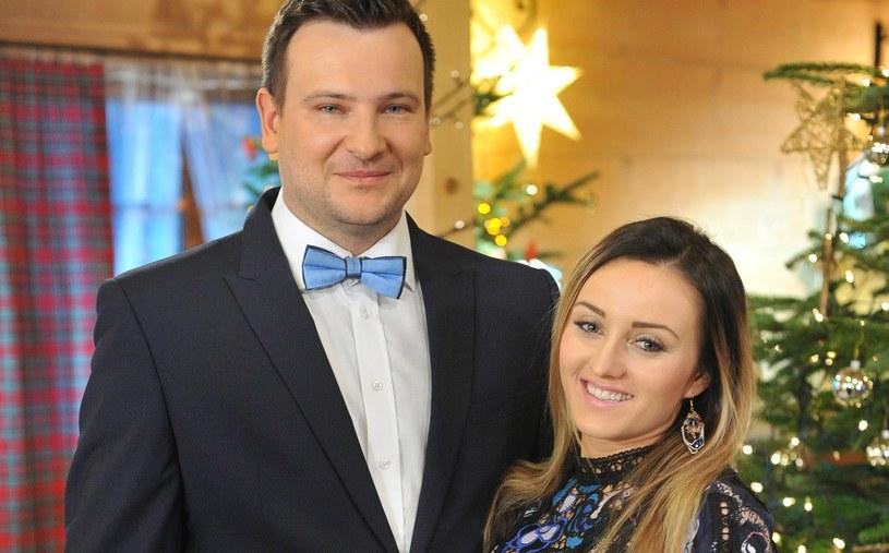 Anna i Grzegorz Bardowscy są małżeństwem od czterech lat /TVP /Agencja FORUM