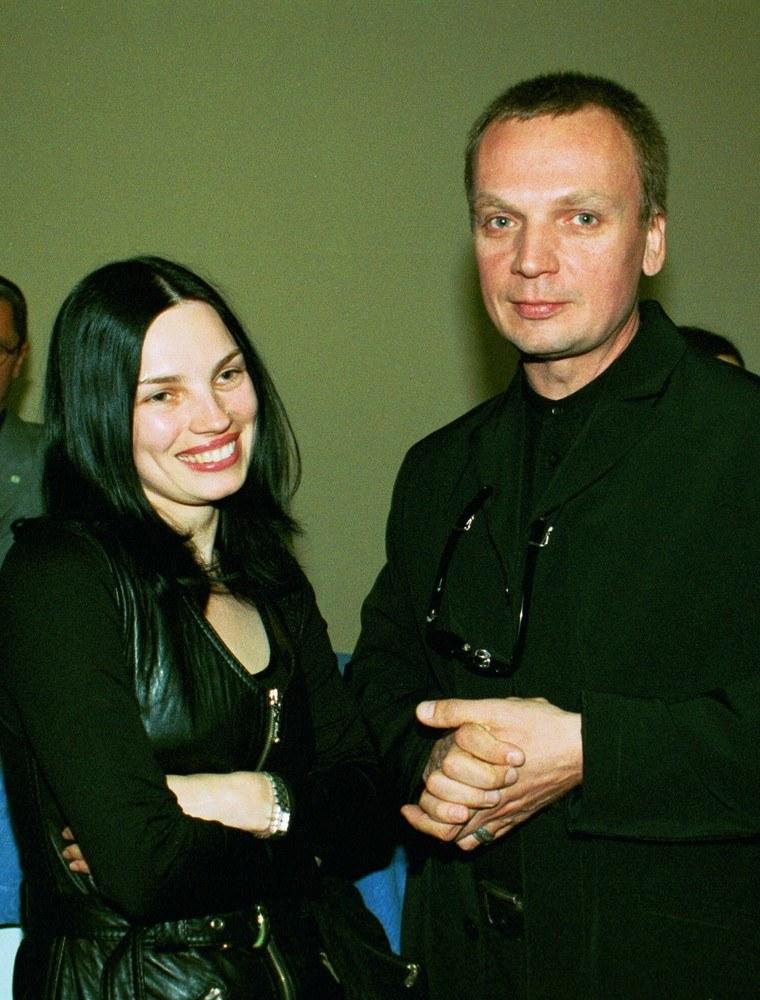 Anna i Grzgorz Ciechowscy /Wojda /Agencja FORUM