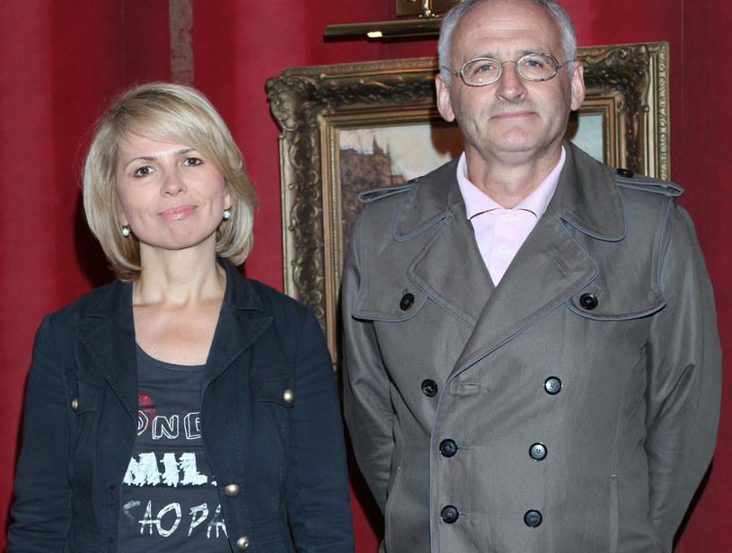 Anna i Krzesimir Dębscy /Wrzecion /MWMedia