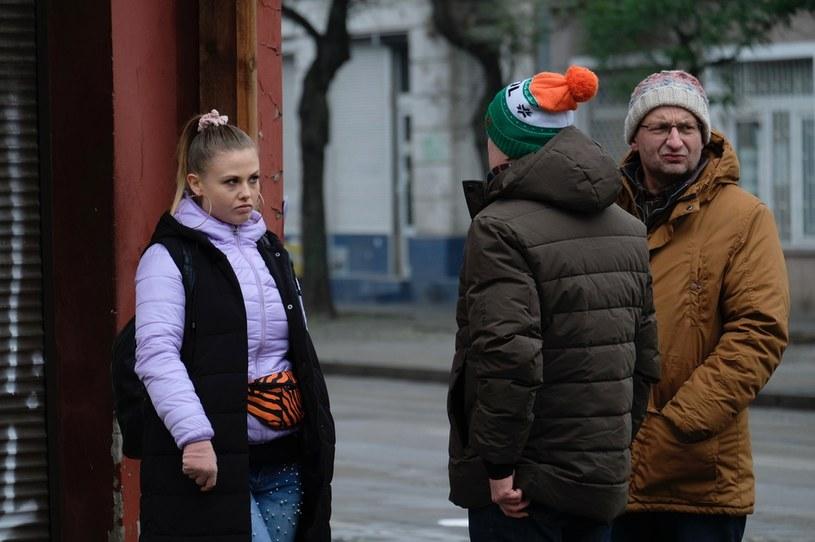 Anna i Robert Górski /Aleksandra Mecwaldowska /Polsat