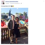 Anna i Robert Lewandowscy na Octoberfest!