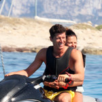 Anna i Robert Lewandowscy na wakacjach w Hiszpanii!
