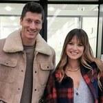 Anna i Robert Lewandowscy przesyłają świąteczne życzenia