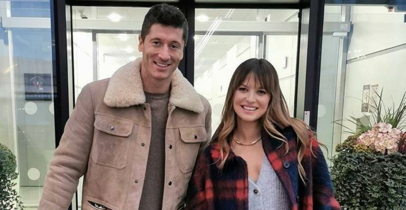 Anna i Robert Lewandowscy są jedną z najbardziej znanych par w Polsce /FaceToFace /Reporter