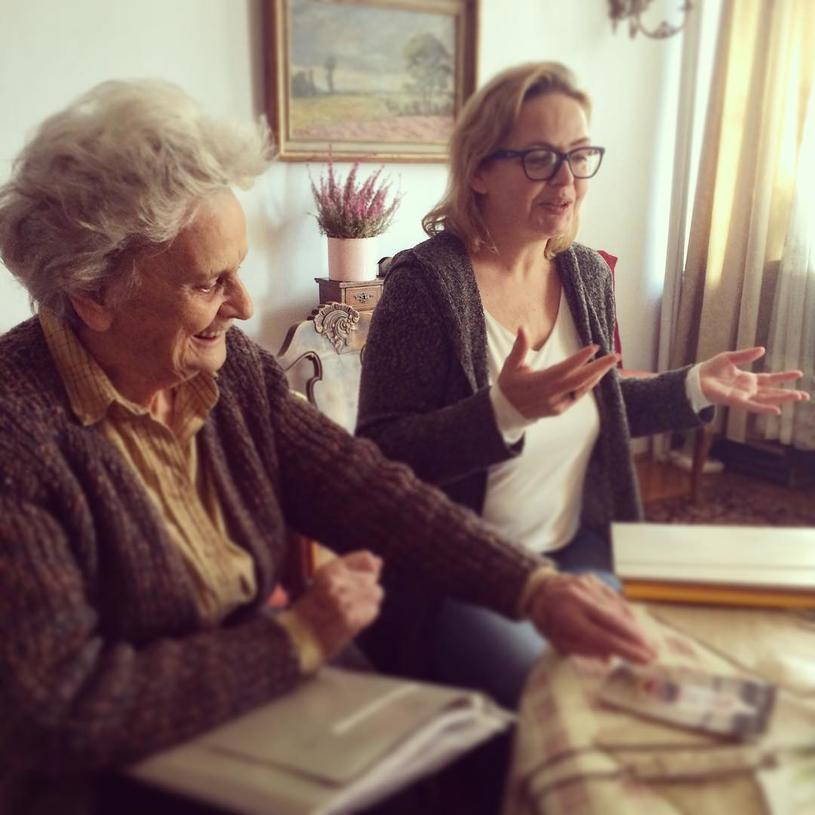 Anna Jakubowska i Patrycja Bukalska, fot. Monika Mielke /materiały prasowe