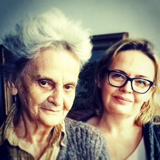 """Anna Jakubowska, ps. """"Paulinka"""" i Patrycja Bukalska – autorki książki """"Szkło pod powieką"""", fot. Monika Mielke /materiały prasowe"""