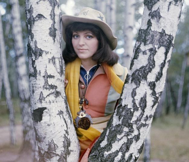 Anna Jantar w 1977 roku - fot. Lesław Sagan /East News