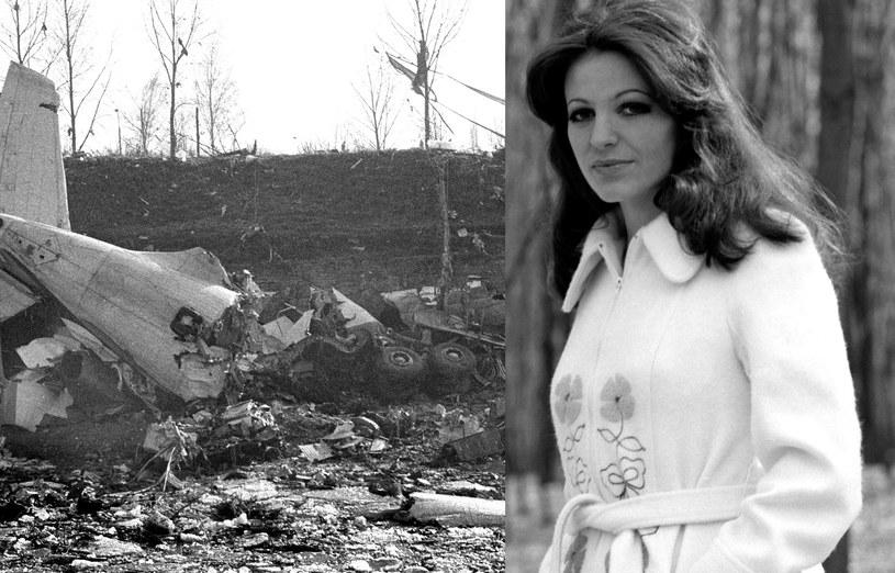 Anna Jantar zginęła w katastrofie lotniczej w 1980 roku /Aleksander Jalosinski/East News, Marek Karewicz /Agencja FORUM
