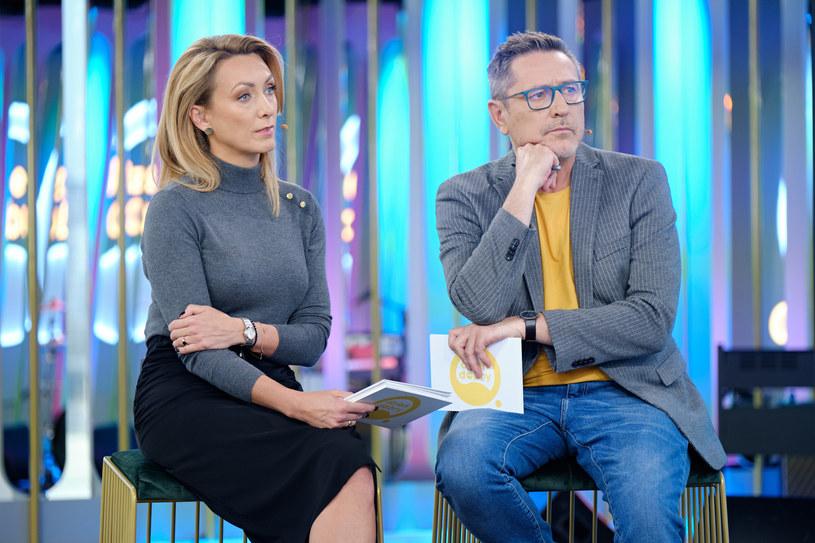 Anna Kalczyńska i Andrzej Sołtysik /Bartosz Krupa /East News